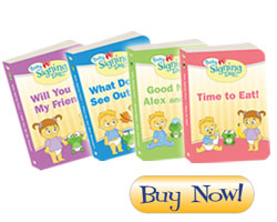 Baby Signing Time Board Books
