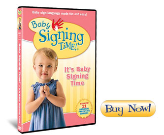 Baby Signing Time DVD: It's Baby Signing Time