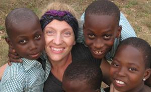 Jen in Ghana