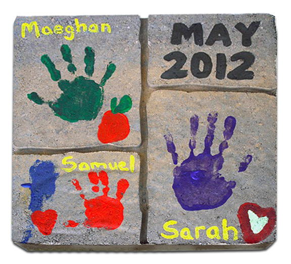 Signing Time Hand-y Craft: Stepping Stones