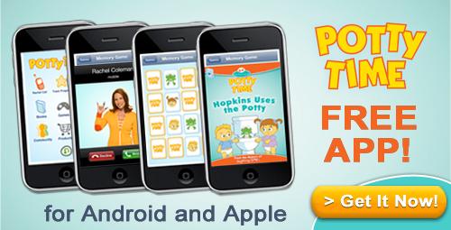 Potty Time App